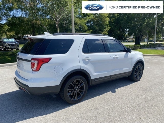 2017 Ford Explorer Xlt In Saint Cloud Fl Orlando Ford Explorer
